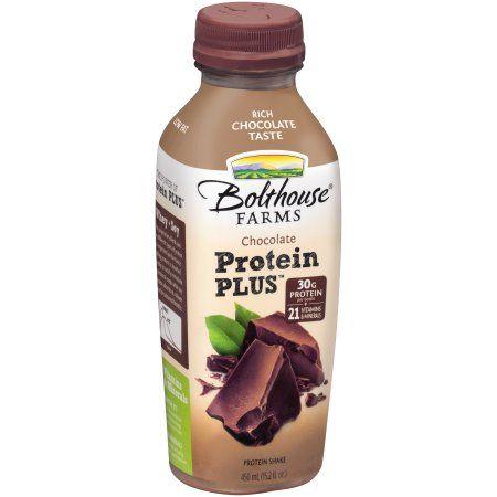 Bolthouse® Farms Protein PLUS™ Chocolate Protein Shake 15.2 fl. oz. Bottle