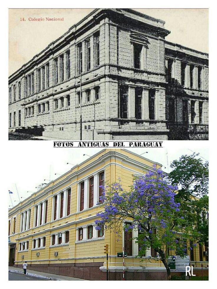 Ex Colegio Nacional de Niñas de Asunción-Paraguay