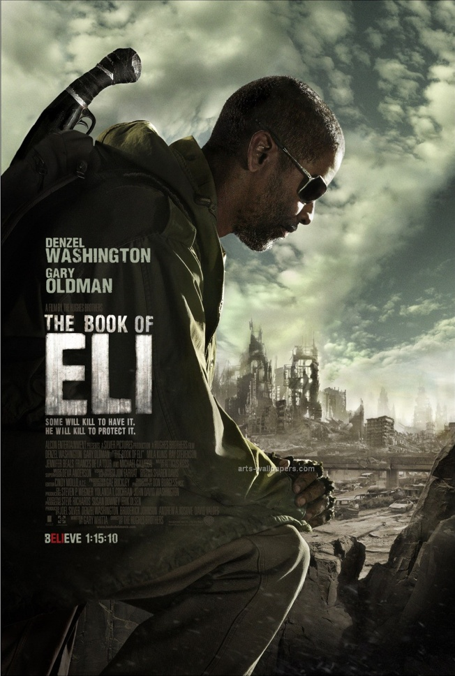 The Book Of ELI one of my all time favorites