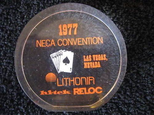 National Electrical Contractors Association NECA 1977 by DyDa