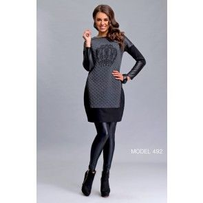 Tunic model 44833 Margo Collection