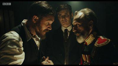 Tom Hardy in Peaky Blinders S3E5