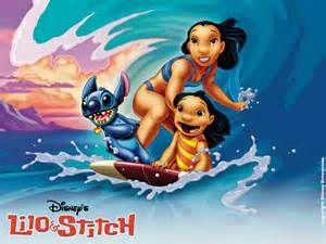 Lilo and Stich DVD/Blu-Ray