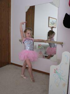 Inspirational Ballet Bar for Kids