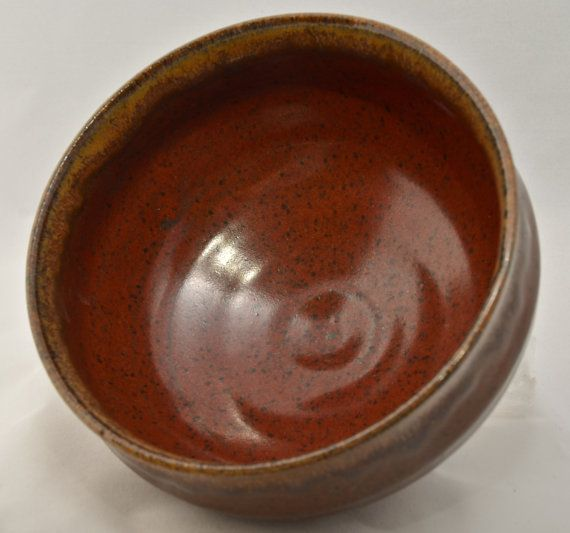 Pottery - Selling on Etsy for $15.00! One of a Kind Soup Salad or Cereal Bowl by NewportPots on Etsy