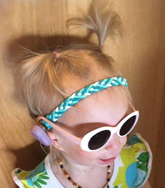 suede braid headbands for BAHA hearing aids etsy.com/shop/thebahabowtique