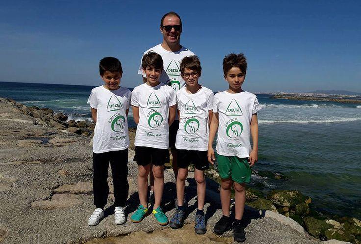 Campomaiornews: Quatro nadadores do Sporting Clube Campomaiorense ...