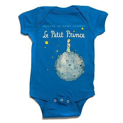 Kenji needs this! My baby shower theme was Le Petit Prince.