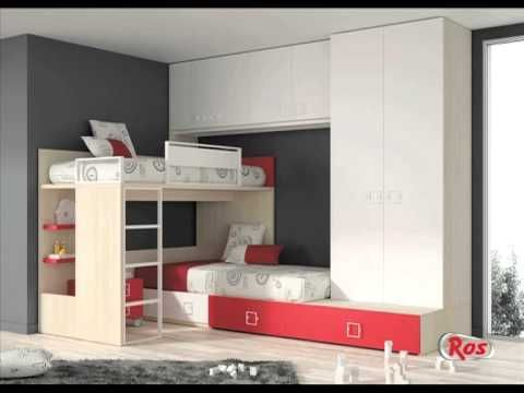 120 best habitaciones juveniles images on pinterest for Muebles originales