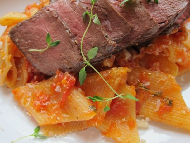 Steak Bolognese Rigatoni: Food Enthusiasm, Acquir Food, Steaks Recipe, Food Videos, Fresh Rigatoni, Food Rel, Steakbologneserigatoni Jpg, Serious Eating, Steaks Bologn