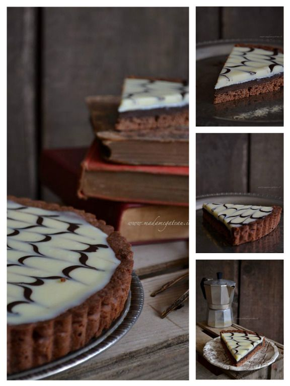 Torta mokaccina di Knam