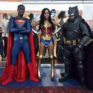 Featured cosplayer: panteronacosplay  #wonderwoman #superman #batman #batmanvsuperman #comics