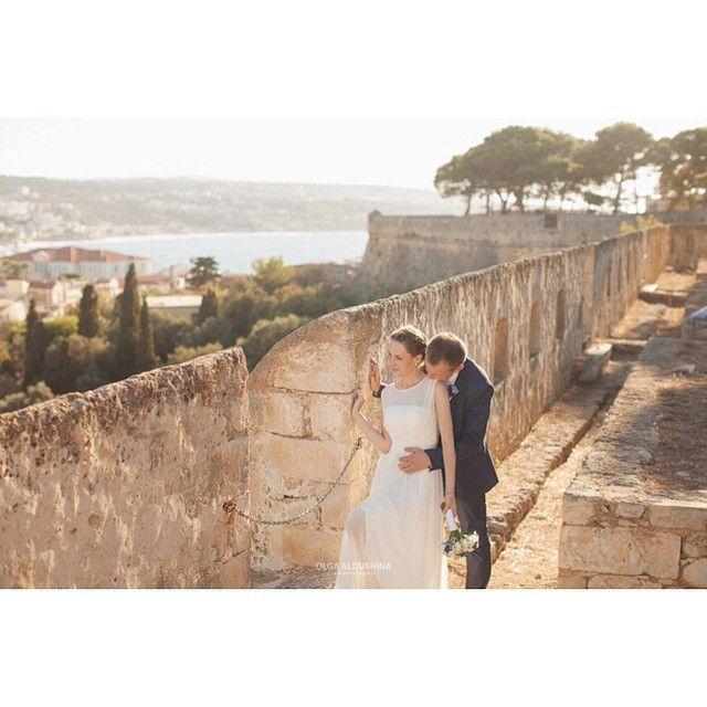 #Weding in #Crete #Romance Photo credits: @aldushina.photo