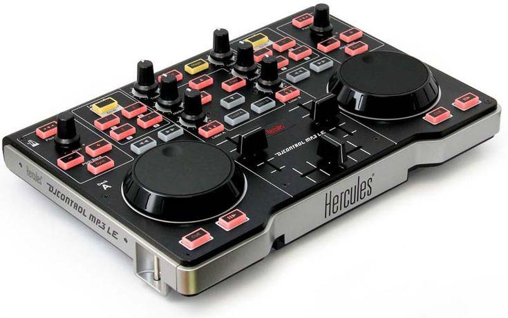 Hercules DJ Control MP3 LE , Retail Box, 1 year Limit warranty  #electronics #technology #tech #electronic #device #gadget #gadgets #instatech #instagood #geek #techie #nerd #techy #photooftheday #computers #laptops #hack #screen #rosstech #dj #speakers #audio