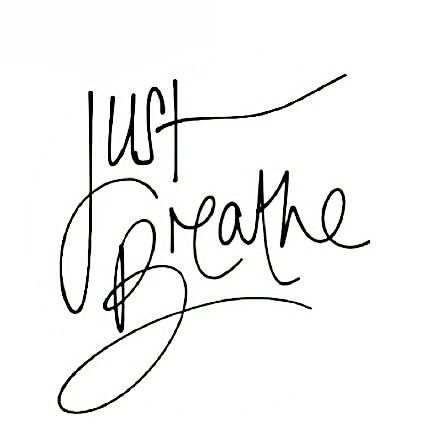 I want this on my wrist but jut the breathe part and leaves around it