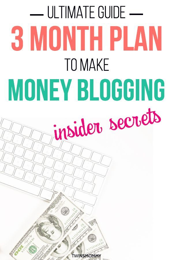 How to Make Money Blogging With a Proven Plan – Michelle Schroeder-Gardner at Making Sense of Cents