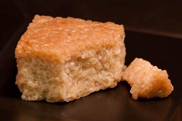An easy Filipino recipe of sweet rice, coconut milk and brown sugar, recipe at paulaq.com > more recipes