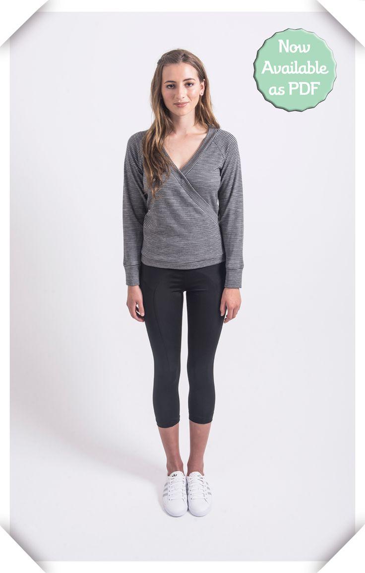 144 besten Couture...patron blouse / tunique / tee shirt Bilder auf ...
