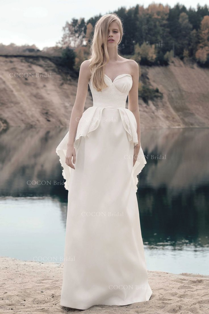 unusual country wedding dresses