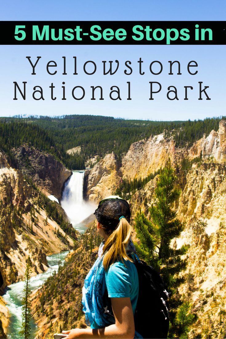 Best  Yellowstone National Park Ideas On Pinterest - Us national parks yellowstone