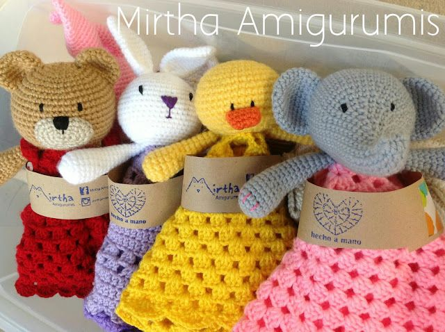 Mirtha Amigurumis