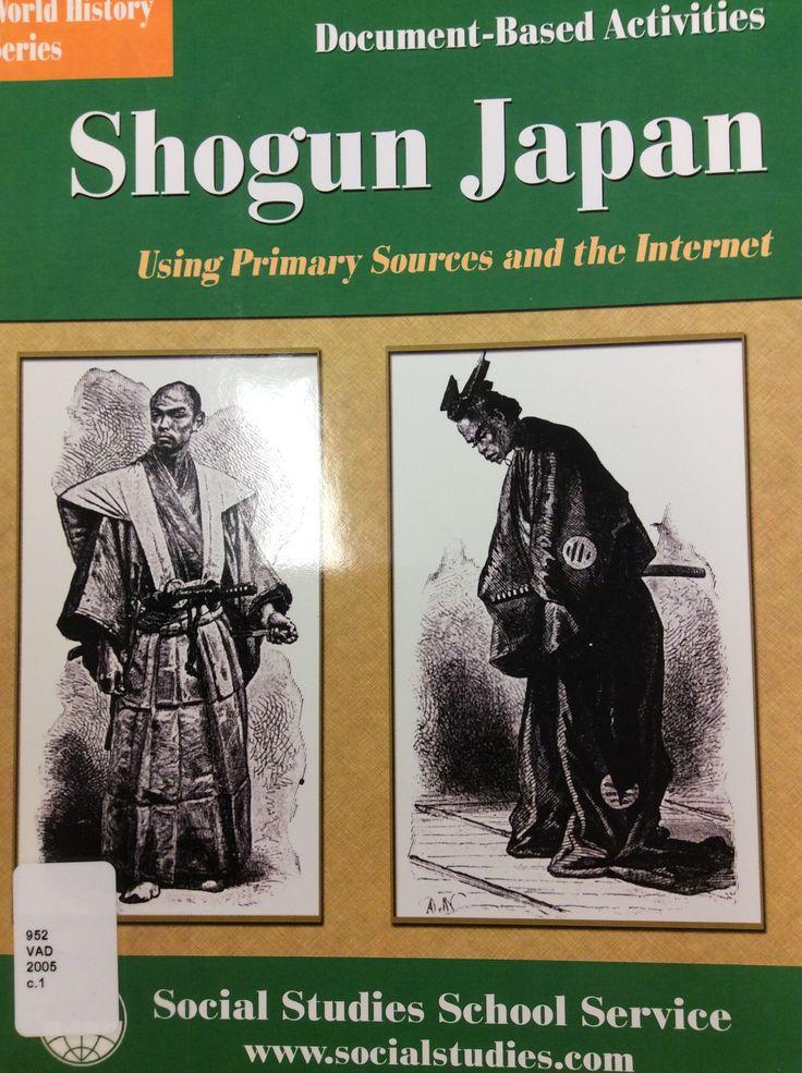 The politics of Tokugawa Shogun Japan -- The Samurai -- The Kabuki theater -- Ukiyo-e artists -- The Treaty of Kanagawa.