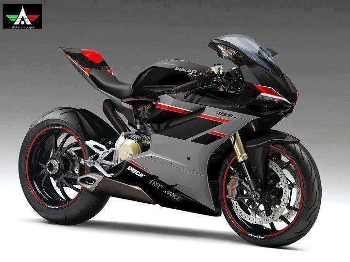 Ducati Panigale - Incredible piece of engineering