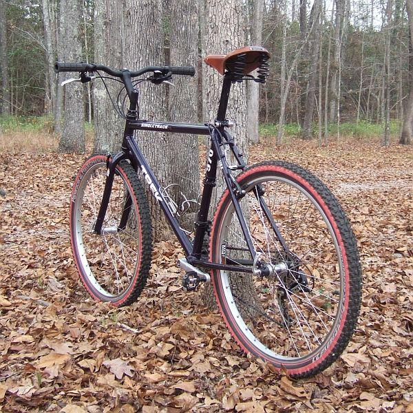 Show us your vintage mountain bikes! - Bike Forums