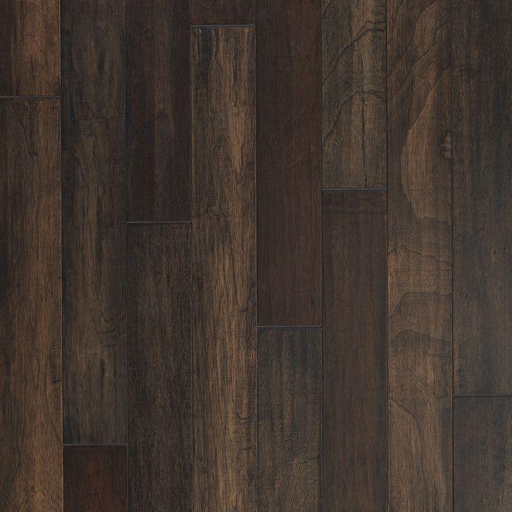 Wood Floors, Hardwood Floors - Mannington Flooring. Style- Mayan Pecan-  Color Pepper - 26 Best Images About Mannington Hardwood On Pinterest Engineered