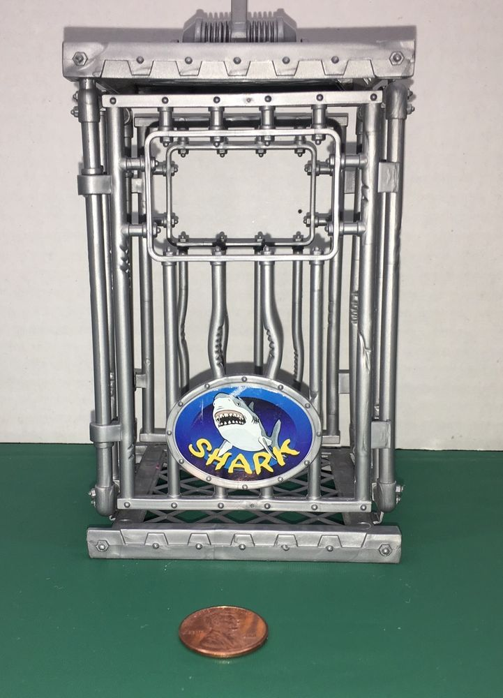 CHAP MEI RESCUE SQUAD Coast Patrol Replacement SHARK CAGE Only! #ChapMei