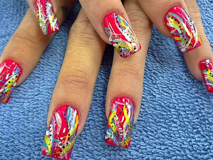 92 best Nail Designs images on Pinterest | Beauty, Pretty nails and ...