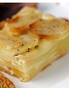 Potato dauphinoise is believed to originate from the Dauphiné region of France…