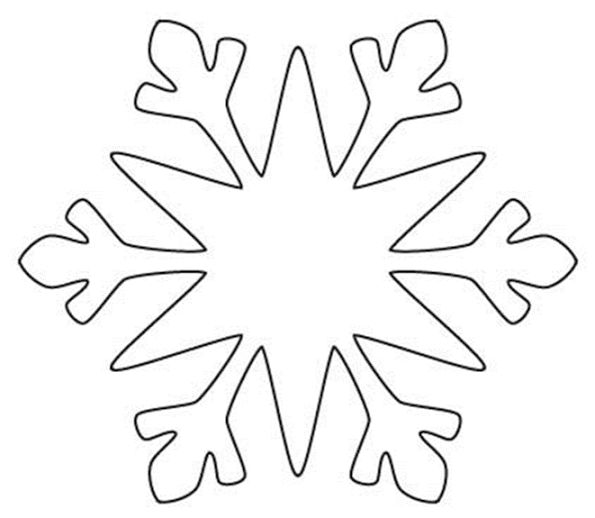 362 best PLOTR images on Pinterest Fairy silhouette, Lantern and - snowflake template