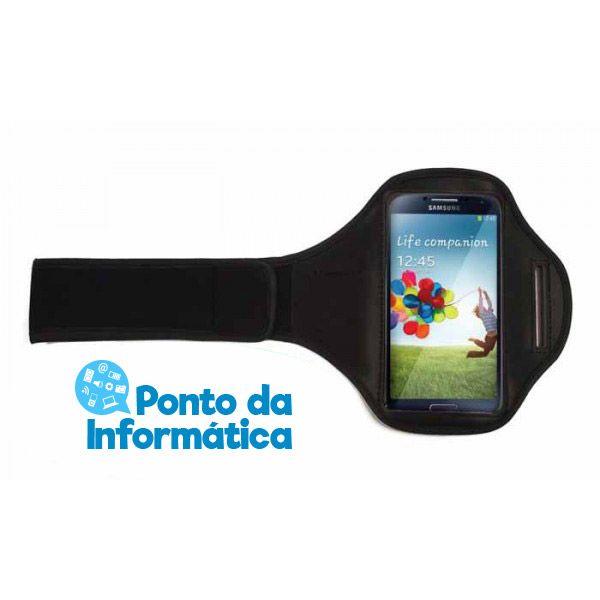 Braçadeira para iPhone e Smartphone Até 4.7