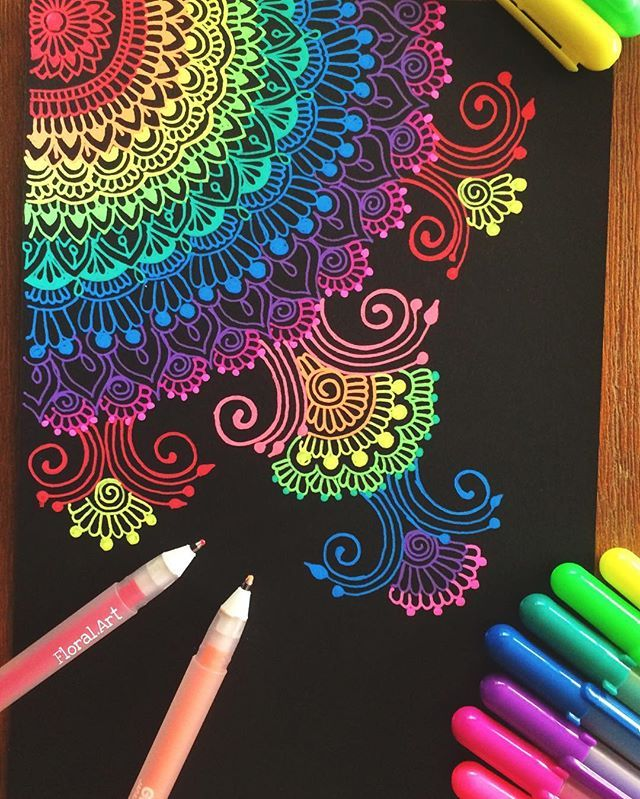 Hey guys! I really apologise for like continuously just posting gelly roll doodles I promise I'll try and do something differentYou can have a look at the time lapse of this piece in my previous post! Ps checkout the link in my bio I hope all of you are having an amazing day☺️ #mandalala #gellyroll#zentangle