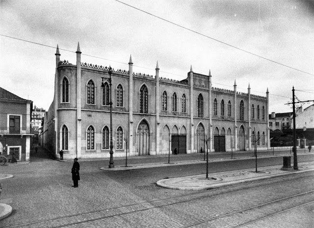 Lisboa de Antigamente: Companhias Reunidas de Gás e Electricidade