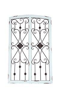 DECORATIVE DOORS  - MRP Home Spring Fling #mrpyourhome