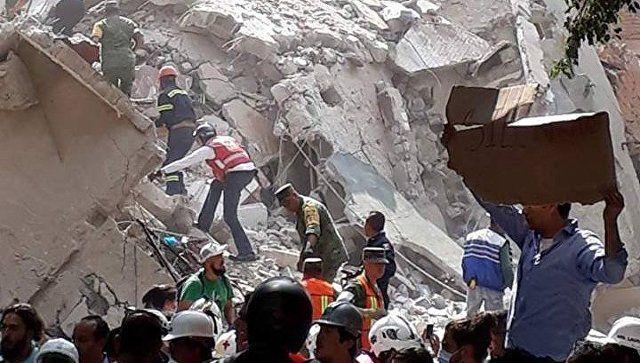 Το Κουτσαβάκι: Ο αριθμός των θυμάτων του σεισμού στο Μεξικό αυξήθ...