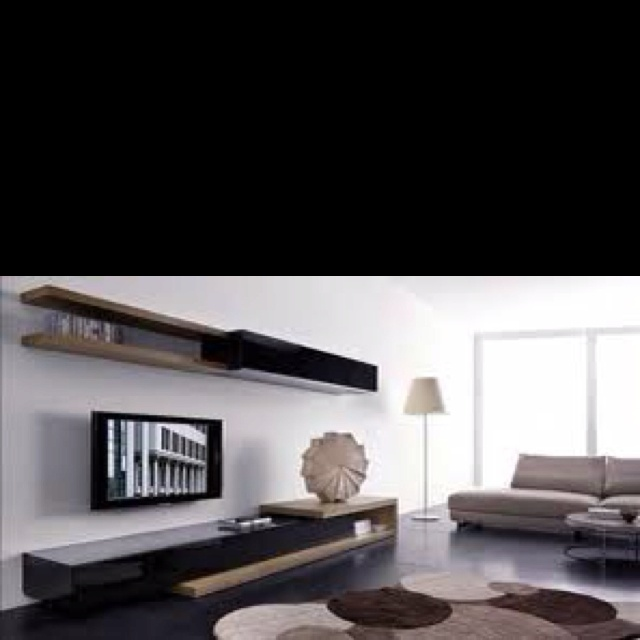Alternative To A Tv Stand · Wall Shelving ...