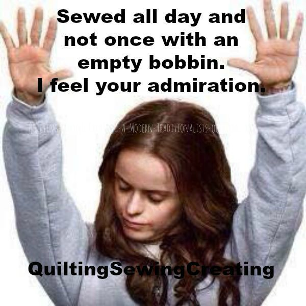 17 Best Images About SewingQuilting Quotes On Pinterest