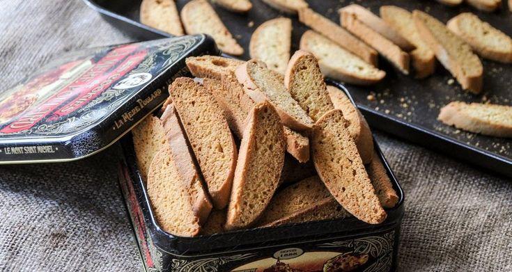 Biscotti βανίλιας