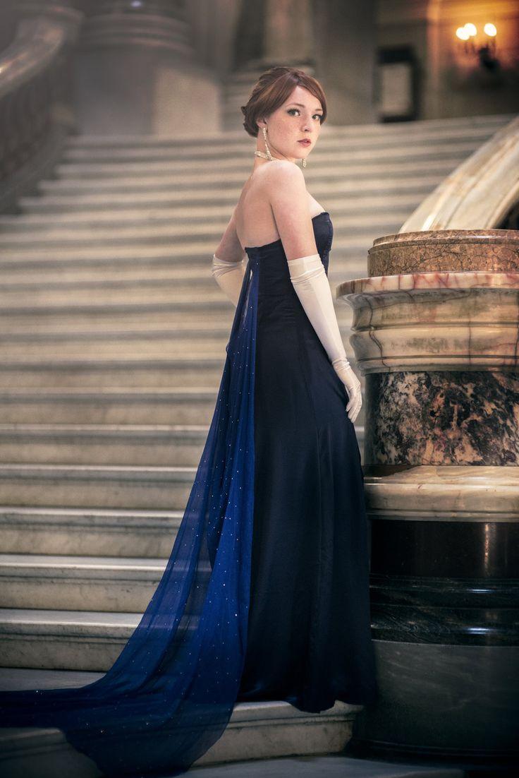 Beautiful Anastasia blue dress cosplay! - 12 Anastasia Cosplays