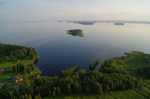 Lappajärvi (kraatterijärvi) Etelä-Pohjanmaa
