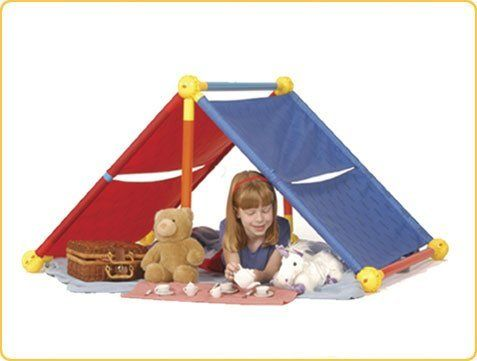 Tent-TBZ57B by TOOBEEZ. $149.99. Better than the real thing and way more fun, the TOOBEEZ 57 Piece TENT Kit.  It comes complete with everything you'll need to build a TENT.  TOOBEEZ is more than just a toy, because it helps increase skills, acuity and thought process.  TOOBEEZ delivers oustanding play value, excellent quality at an amazing price!  Our products promote improved social interaction through cooperation and communication, while stimulating intellect and creativi...