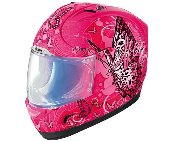 Women's Motorcycle Helmets | ... Helmets: Women's - Gear - SoloMotoParts.com - Motorcycle Parts