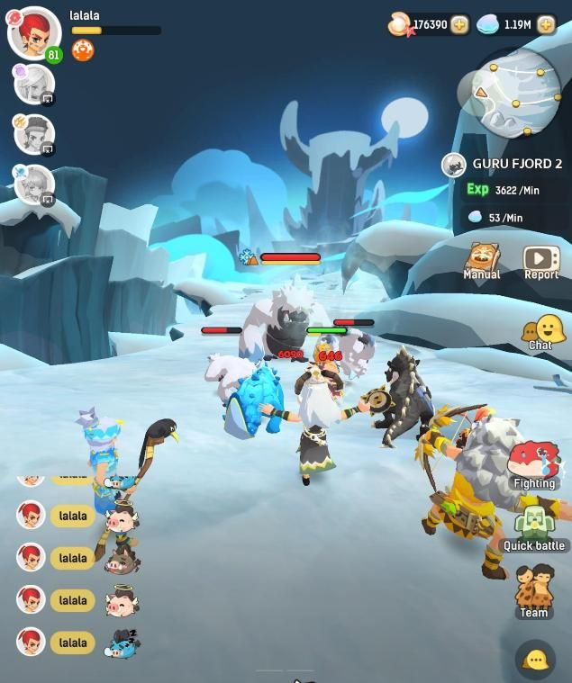 Ulala Idle Adventure Cheats For Unlimited Shells And Mod Apk Ulala Idle Adventure Hack Online With Images Adventure Hacks