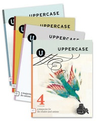 a subscription to uppercase magazine