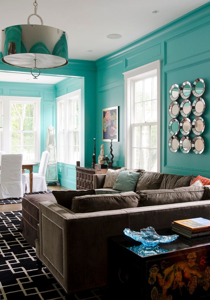 never seen this before a dozen sunbursts grouped together it makes them look - Tiffany Blue Living Room Pinterest