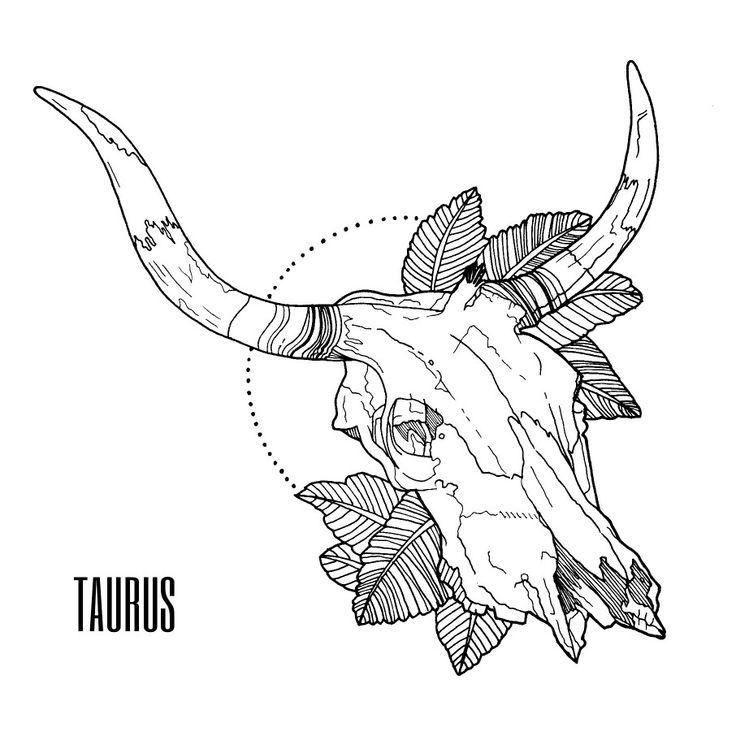 Best 25+ Taurus bull tattoos ideas on Pinterest | Taurus ... Taurus Bull Drawing