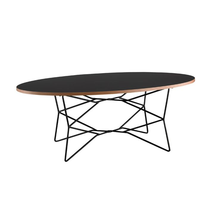 Network Coffee Table   At Home In Your Living Room Or Den Ensemble, This  Eye Catching Coffee Table Brings A Modern Touch To Your Decor With Its  Geometric ...